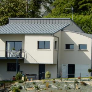 maison contemporaine morbihan