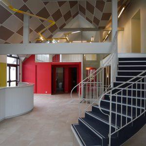 rénovation centre culturelle