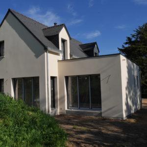 Maison contemporaine Séné