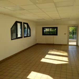 Salle polyvalente à Molac